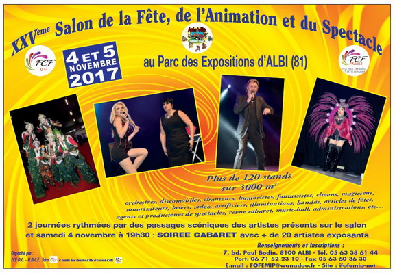 Anim 39 ville for Salon de the albi